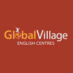 Global Village Dil Okulu Logo