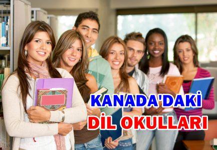 Kanada Dil Okullarına Kolay Başvuru