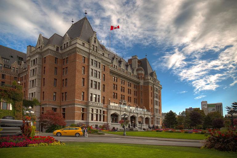 Kanada Dil Okulları ve Victoria'da Yaşam