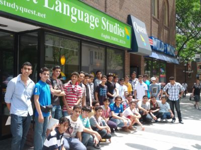 Quest Toronto Dil Okulu